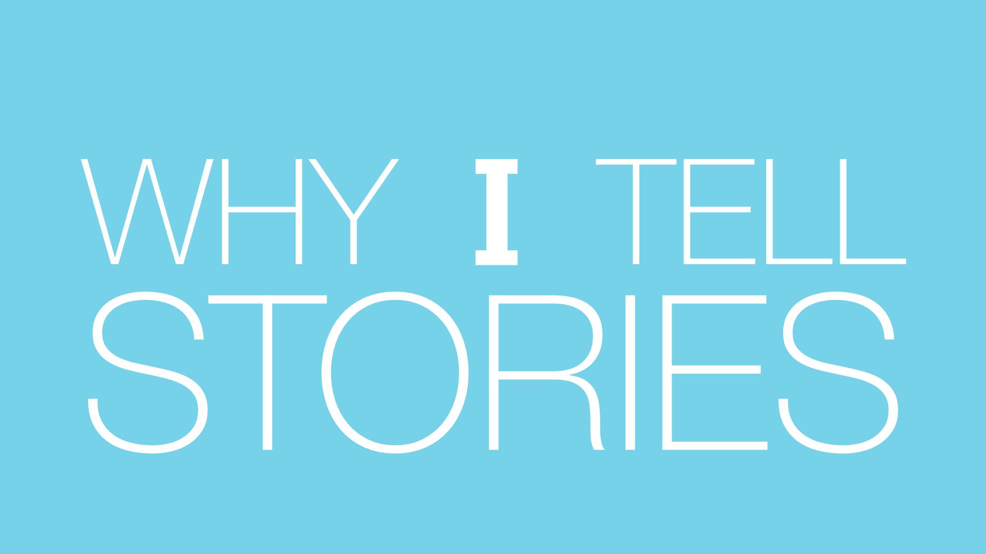 Jordan Salvatoriello Film Video Presentation Why I Tell Stories
